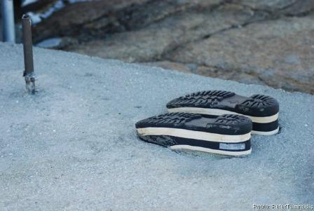 Stuck in Concrete